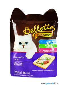 Bellotta Mackerel Gravy Cat Food 85 gms