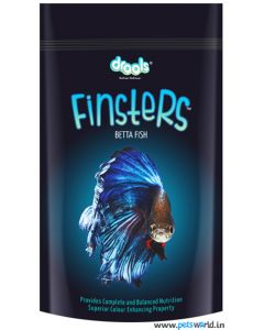 Drools Finsters Betta Fish 30 gms