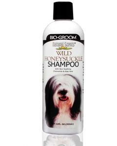 BIO GROOM Natural Scents Wild Honey Suckle Dog Shampoo 355 ml