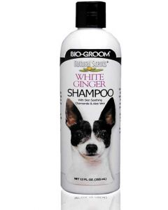 BIO GROOM Natural Scents White Ginger Dog Shampoo 350 ml
