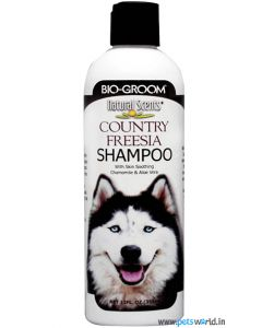 BIO GROOM Natural Scents Country Freesia Dog Shampoo 350 ml