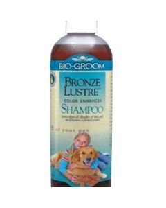 BIO GROOM Bronze Lust.Shampoo 350 Ml
