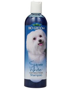 BIO GROOM Super White Shampoo 350 Ml