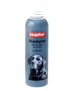 Beaphar Aloe Vera Dog Shampoo For Black Coats 250 ml