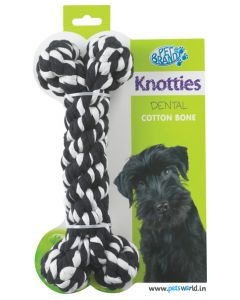 Pet Brands Knotty Bone Dog Toy Large