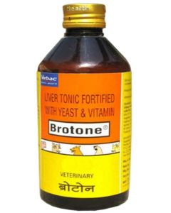 Virbac Brotone Liver Supplement 200 ml