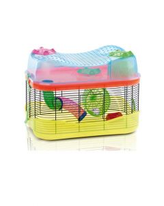 Imac Fantasy Hamster Cage LxWxH : 23x15x15 inch