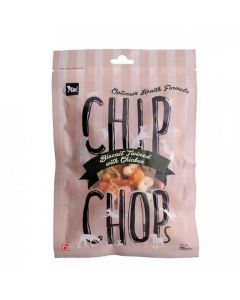 CHIP CHOPS Snacks Biscuit Twined With Chicken 70 Gm