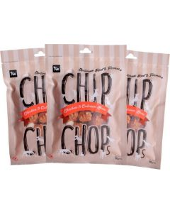 CHIP CHOPS Snacks Chicken & Calcium Bone 70 Gm