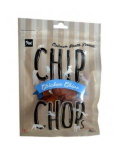 CHIP CHOPS Snacks Chicken Chips 70 Gm