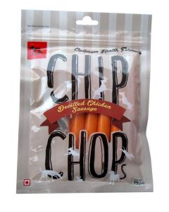 CHIP CHOPS Snacks Chicken Sausages 70 Gm
