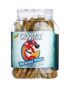 Choostix Dental Plus Stylam Dog Treat 450 gms