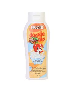 Choostix Doggie Dip Puppy Bath Shampoo, 200 ml