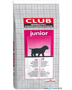 Royal Canin Club Pro Junior Dog Food 20 Kg