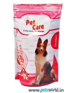 Pet en Care Chicken Munches 450 gms