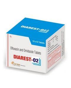 CORISE Diarest 02 Tablets 10