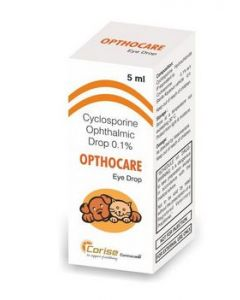 CORISE Opthocare Eye Drop 5 Ml