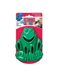 Kong Quest Critters Frog Large Dog Toys