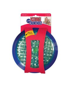 Kong Cruncheez Flyer Dog Toy