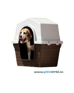 Savic Dog Home Medium L x W x H : 80 x  60 x  62.5 cm  (32 x 24 x 25 inch)