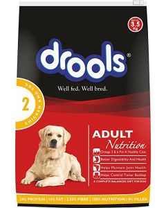 DROOLS Daily Nutrition Adult Chicken & Egg 3.5 Kg