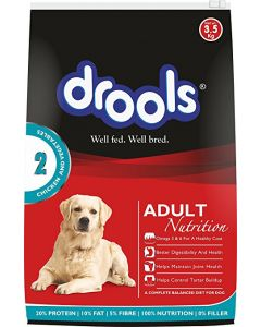DROOLS Daily Nutrition Adult Chicken And Vegetable 3.5kg