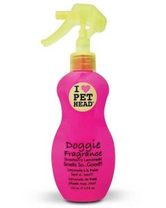 Pet Head Doggie Fragrance Strawberry Lemonade Deodorant 175 ml