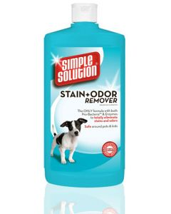 Simple Solution Dog Stain and Odour Remover 500 ml