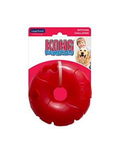 Kong Pawzzles Donut Large Dog Toy