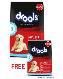 DROOLS Daily Nutrition Adult Chicken & Vegetable 6.5kg