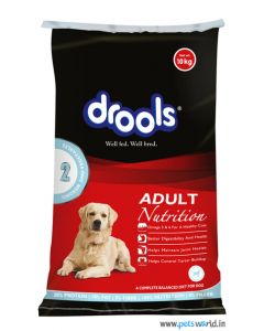 DROOLS Daily Nutrition Adult Chicken And Vegetable 10kg