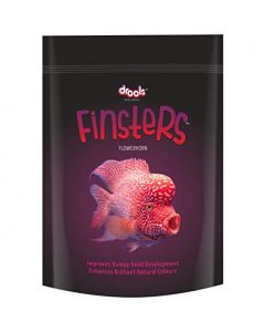 Drools Finster Flowerhorn Fish Food 100 Gm