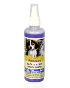 Pet Lovers Face and Body Dry Foam Shampoo 150 ml