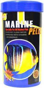 E Jet Marine pallet fish food 220 gm