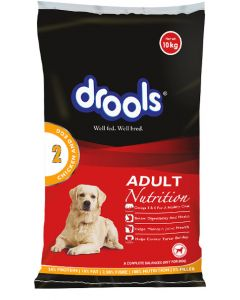 DROOLS Daily Nutrition Adult Chicken And Egg 10kg