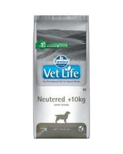 Farmina Vet Life Canine Formula Neutered + 10 Kg Dog Weight 2 Kg