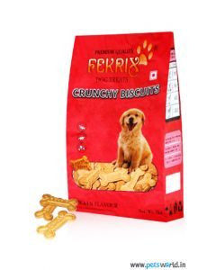 Fekrix Chicken Flavour Dog Biscuits 1Kg