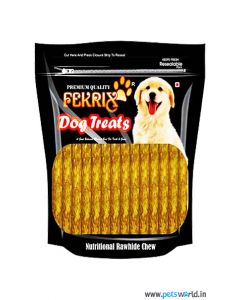 Fekrix Dog Chew Sticks Chicken Flavor 450 gms
