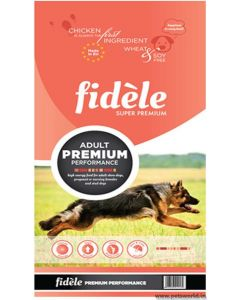 FIDELE Adult Premium Performance 4 Kg