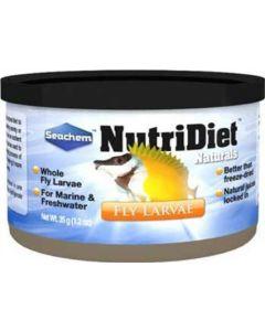 Seachem NutriDiet Fly Larvae 35 gms