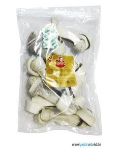 "Gnawlers 6"" Knotted Bone 500 gms"