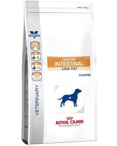 Royal Canin Veterinary Diet Dry Gastro Intestinal Low Fat Dog Food 1.5 Kg
