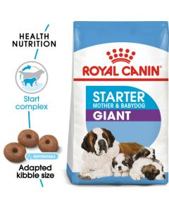 Royal Canin Giant Starter Dog Food 4 Kg