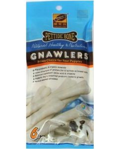 Gnawlers Dog Treats Pettide Bone 6 pcs