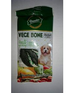 Gnawlers  Veg Bone Medium 7 Pcs