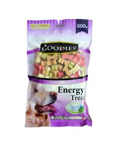 Goodies Energy  Dog Treats Original 500 Gms
