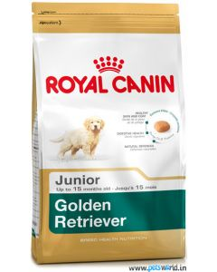 Royal Canin Golden Retriever Junior Dog Food 12 Kg