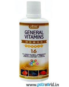 Ista General Vitamins 120 ml