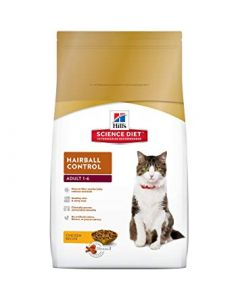Hill's Science Diet Adult Hairball Control Cat Food 2 Kgs