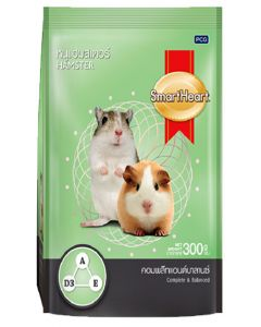 SmartHeart Hamster Food Complete And Balanced 300 gm